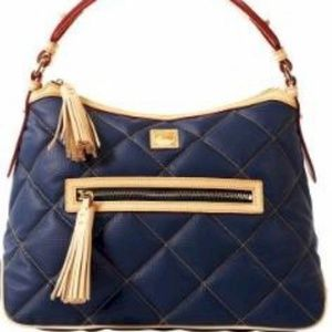 Dooney and bourke spicy quilted bag